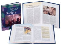 Graphic: Cover image: Drugs and Society