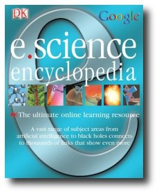 Graphic: Cover image: DK Google E-Science Encyclopedia