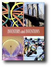 Graphic: Cover image: Inventors and inventions