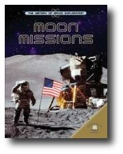 Graphic: Cover image: Moon missions