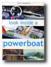 Graphic: Cover image: Inside a power boat
