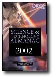 Graphic: Cover image: Science & Technology Almanac 2002