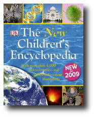 Graphic: Cover image: DK New Children's Encyclopedia