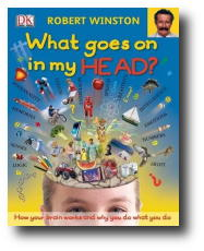 Graphic: Cover image: What goes on in my head?